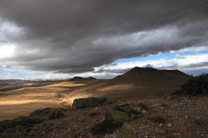 Tal auf Capadokya foto