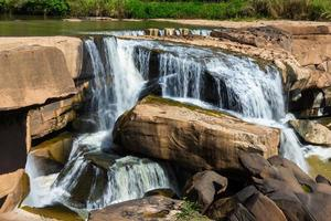Kaengsopa Wasserfall
