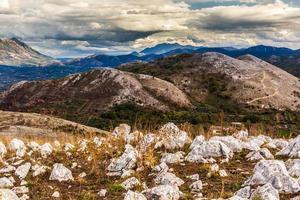 ländliche Berge