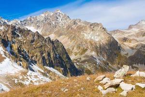 Bergtag Herbst foto