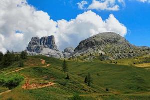die Dolomiten foto