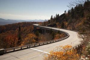 Linn Cove Viadukt