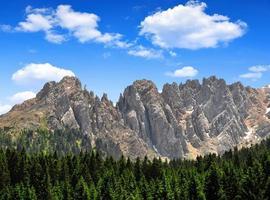 Dolomiten, Italien foto