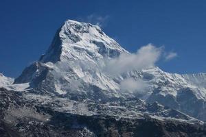Annapurna Süd foto