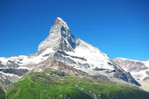 Matterhorn, Schweiz foto