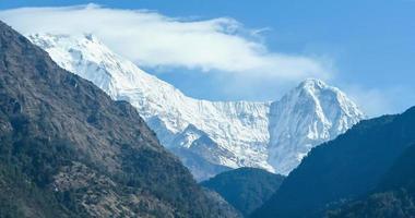 Nepal Himalaya foto