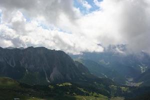italienische Dolomiten foto