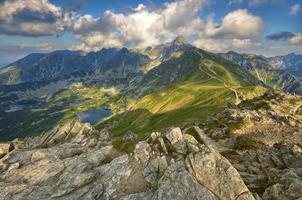 hohe Tatra Berge