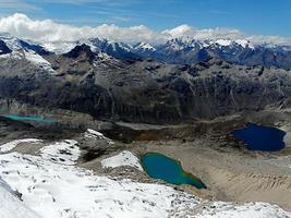 die peruanischen Anden iv