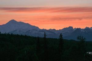 Mount McKinley, Alaska foto