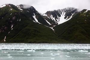 Berge von Alaska, USA foto