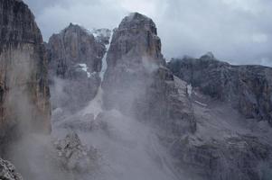 hochfliegende Dolomiten foto