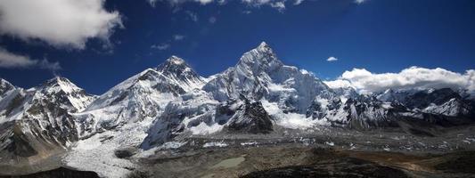 Gipfel der Welt foto