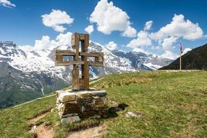 Gipfelkreuz foto