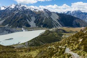 mueller hütte route neuseeland