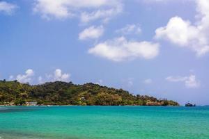 Sapzurro Seelandschaft