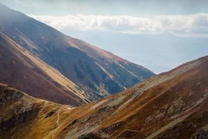 Blick vom Placlive Peak bei Tatras foto