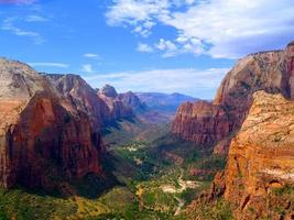 Zion National Park foto