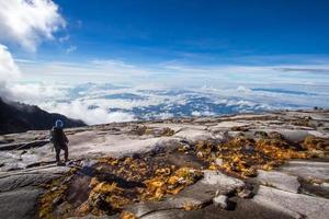 Mount Kinabalu foto