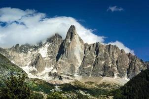Aiguille de Midi, Chamonix foto
