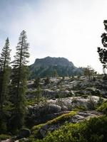 Teufelsgipfel in Tahoe, Kalifornien foto