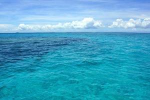 klares Wasser foto