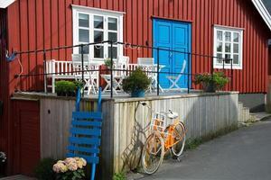 Henningsvaer, Lofoten, Norwegen foto