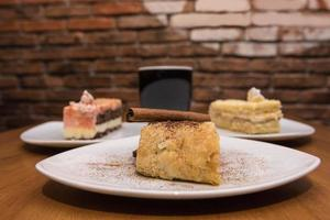 Kuchen mit Zimt