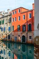 venezianische Häuser