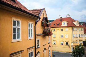 süße Häuser in Prag