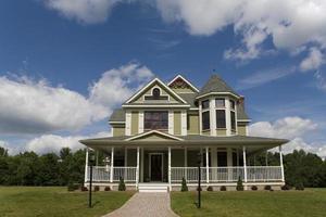 viktorianisches Haus foto