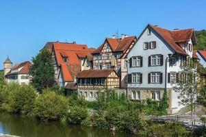 schwabisch halle, deutschland foto