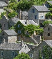 Schluchten du Tarn, Dorf