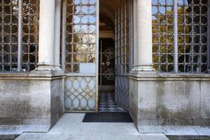 eiserne Tür