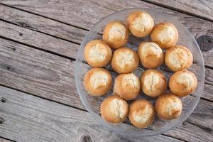 Gruppe von Cupcakes foto