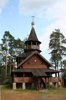 Holzkirche foto
