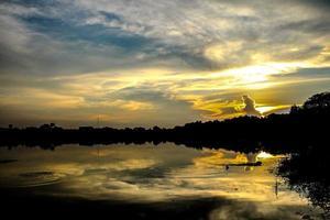 gelbes Licht foto