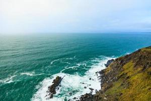 irische Landschaft. Küste Atlantikküste County Cork, Irland