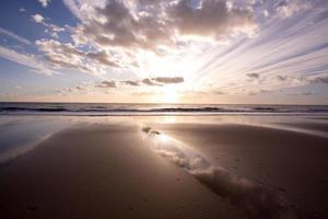 malerische Seelandschaft foto
