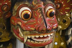 Barong-Maske