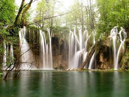 Plitvice Wasserfall