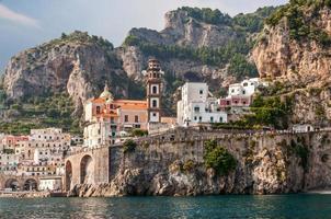 Amalfi küste foto