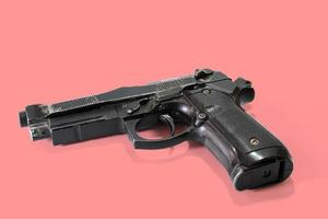kurze Magazin Luftpistole