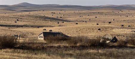 verlassene Farm Kanada