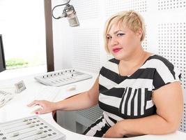 Frau DJ