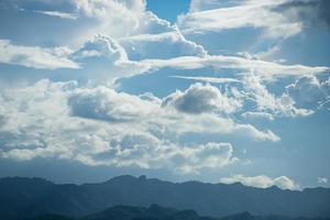 Himmelswolken foto