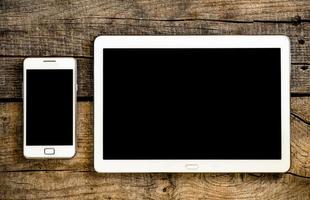 Handy und Tablet PC foto
