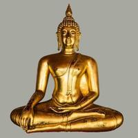 Buddha-Bilder, Skulptur, Thailand-Architektur, Watpho-Buddha-Bilder, Skulptur