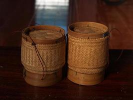 Reisbehälter foto