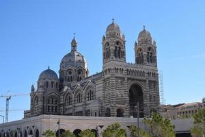 Kathedrale von Marseille, Frankreich foto